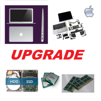 MANUTENÇÃO CONSERTO E UPGRADE NOTEBOOKS E ULTRABOOKS APPLE MACBOOKS
